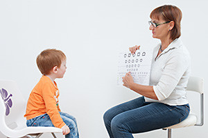 Sehschule Sehschwächen erkennen Augenarzt Fankfurt